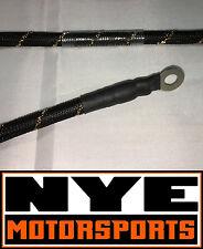 NYE GROUND WIRE KIT Civic 92-00 Integra 94-01 Del Sol Nylon Mesh Uptown Gold
