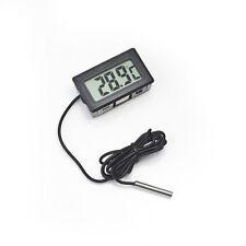 Digital LCD Refrigerator Fridge Freezer Aquarium Kitchen Temperature Thermometer