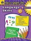Language Skills, Grade 6 by Mary Rosenberg (Paperback / softback, 2009)