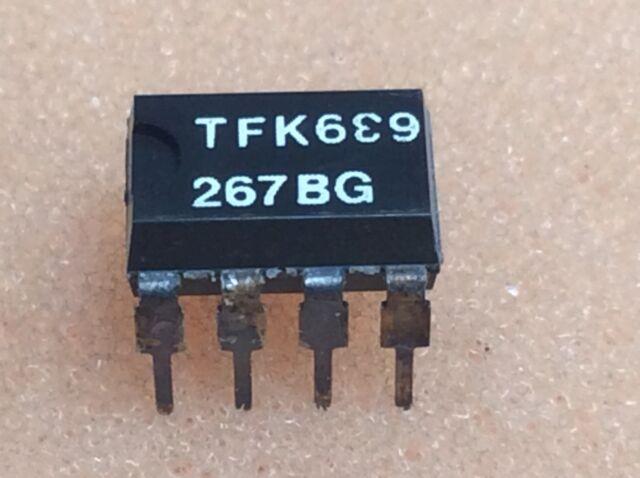 UAA1004DP  UAA1004-DP  Motorola  Nullspannungsschalter  DIP8  NOS  #BP 1 pc