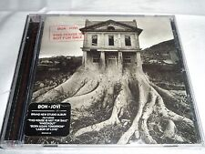 This House Is Not For Sale - Bon Jovi (2016, CD New) Jewel Case may have cracks