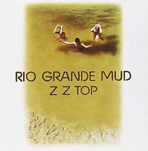 NEW-CD-Album-ZZ-Top-Rio-Grande-Mud-Mini-LP-Style-Card-Case