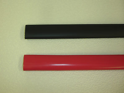 """1.5/"""" Precut Pieces 3:1 Adhesive Lined Heat Shrink Tubing 1-1//2/"""" ID"""