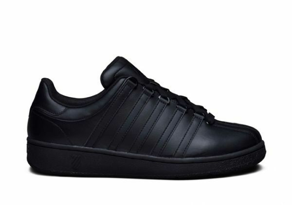 K-Swiss Classic VN Schwarz NEU Herren Sneaker roshe Lozan schwarz tennis max roshe Sneaker zx 89d6ef