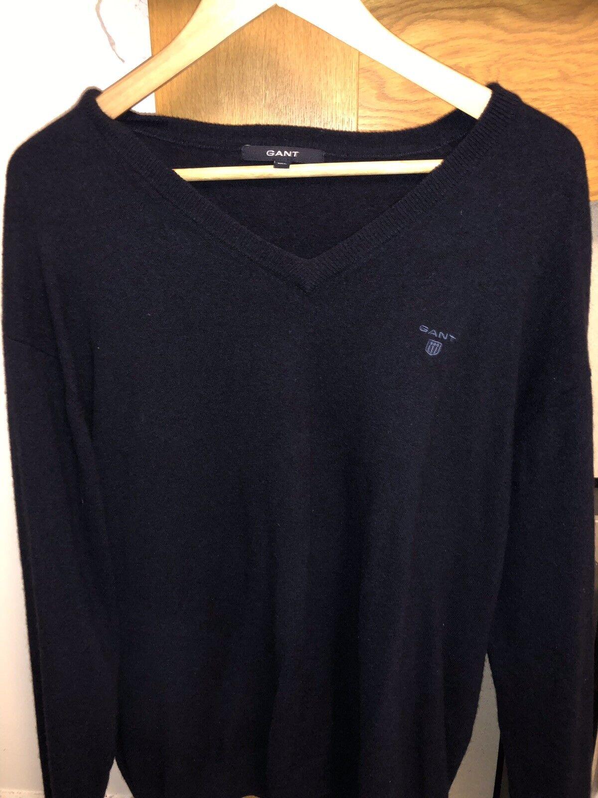 Gant  Herren Jumper Pullover Top Knitwear  ️ Long Sleeve XXXXL
