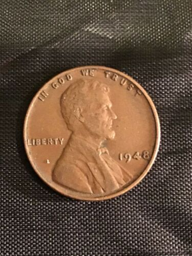 1948 P Lincoln Wheat Penny 10/% of 6+