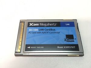 3COM MEGAHERTZ 3CXFE575CT DRIVER FOR WINDOWS MAC