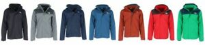 The North Face Herren Outdoorjacke/Doppeljacke Evolve II Triclimate