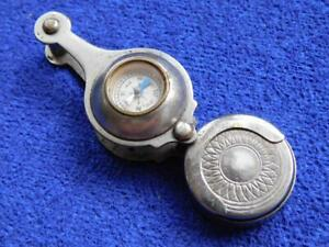 Unique-Antique-Sovereign-Coin-Swing-Case-with-Compass-1900s