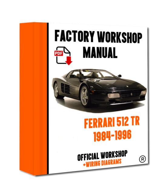 Ferrari 512 Tr For Wiring Diagram - Catalogue of Schemas on ferrari 308 gts, ferrari 308 qv wiring,
