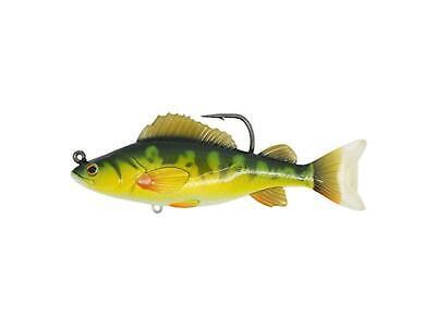 Live Target Perch Swimbait Fishing Lure Natural Green