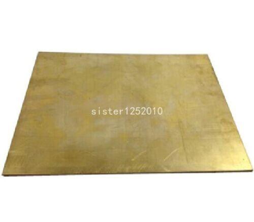 0.6mm*100mm*100mm Brass Sheet Plate