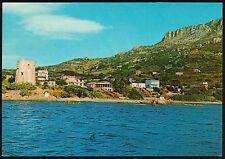 AA3102 Nuoro - Provincia - Baunei - S. Maria Navarrese - Panorama dal mare