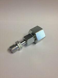 Ubergang-1-2-034-R-x-1-4-034-lks-LPG-Gas-Adapter-f-Gaskocher-Gasschlauch-Gasherd