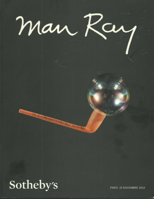 SOTHEBY'S MAN RAY Photographs Paintings Drawings Jewellery Film Catalog 2014