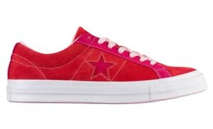 Converse One Star OX Enamel Red