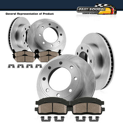 Front MKD1375 Metallic Brake Pads fits 2012 2013 2014 VOLKSWAGEN PASSAT