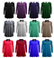 Women-Ladies-Mother-039-s-Day-Peter-Pan-Collar-A-Line-Contrast-Collar-Swing-Dress thumbnail 2