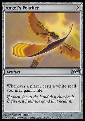 2x PIUMA D'ANGELO - ANGEL'S FEATHER Magic M10 Mint