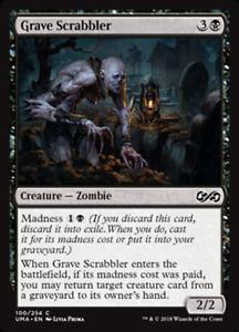 Ultimate Masters 4x Grave Scrabbler mtg C SPARROW MAGIC M-NM
