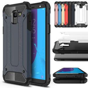 For-Samsung-Galaxy-J4-J6-J8-Plus-2018-J3-J5-J7-Pro-Shockproof-Armor-Case-Cover