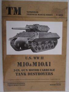 Tankograd-Technical-Manual-U-S-WW-II-M10-and-M10A1-Tank-Destroyers