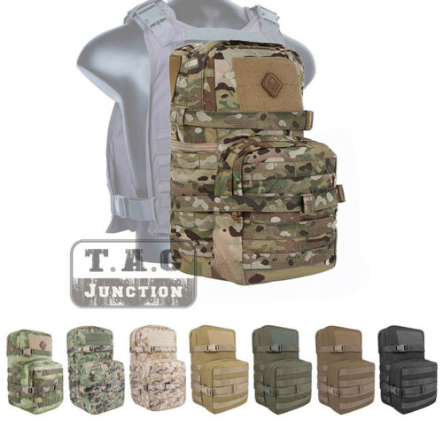 Emerson Tactical Combat MOLLE Modular Assault Pack Backpack w// 3L Hydration Bag
