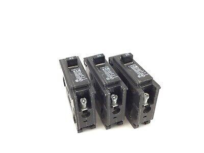 Eaton Cutler-Hammer series Type BR 120 Amp Single Pole Circuit Breaker C120
