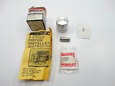 Pistón set kit piston original Wiseco #641 CV suzuki rm125 Cross pistone 125ccm