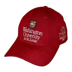 Washington-University-in-St-Louis-WUSTL-Bears-Adjustable-NCAA-Baseball-Cap-Hat