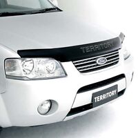Bonnet Protector Ford Territory Sx / Sy Models Tinted Genuine Ford Part