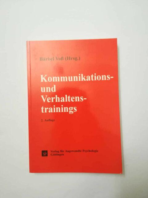 Kommunikationstraining und Verhaltenstraining