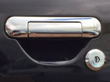 Taxi Tx1 Tx2 Tx4 Chrome Manija de puerta cubre ajuste fácil Nuevo