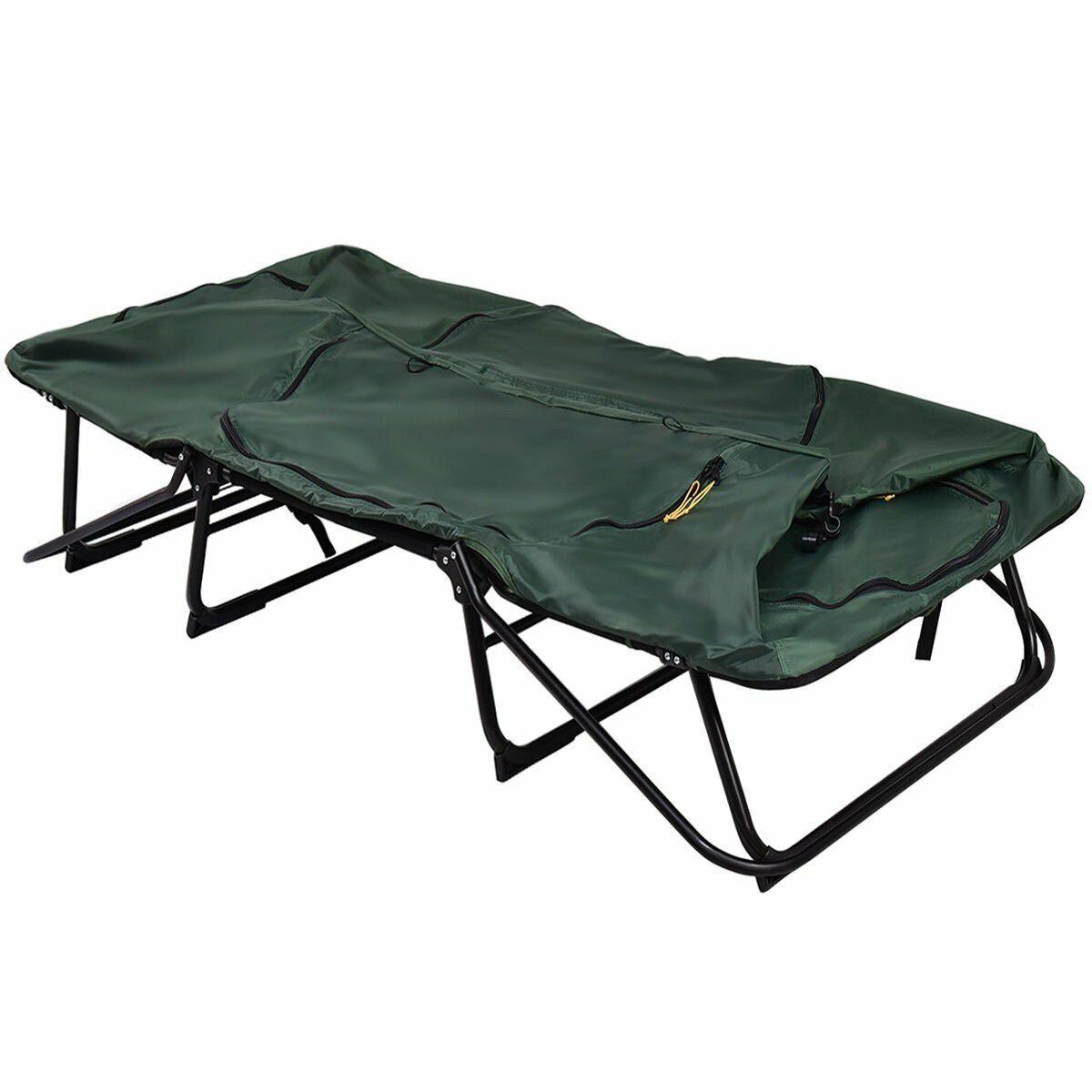 Pêche lit tente Mesh Bébé Pliable Imperméable Randonnée Camping Tente Avec Sac de transport