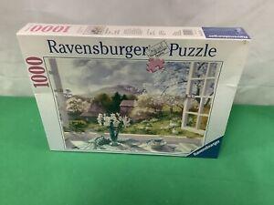 Jigsaw Puzzle Ravensburger printemps Vista Lake District 1000 pcs No:156573 nouveau