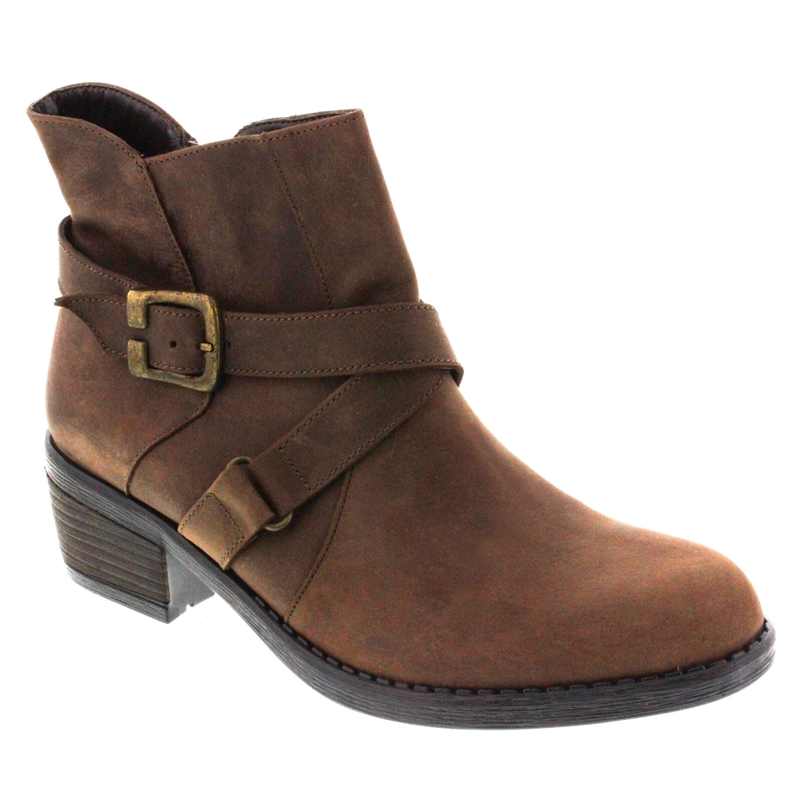 CREEKS - Veronica Boots  Vintage Leather  Made in France