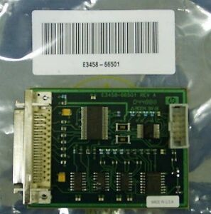 HP Agilent E3458 Processor Probe Board E3458-66501