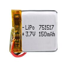 BATERÍA 602030 LiPo 3.7V 300mAh 1S para teléfono portátil vídeo mp3 mp4 luz led