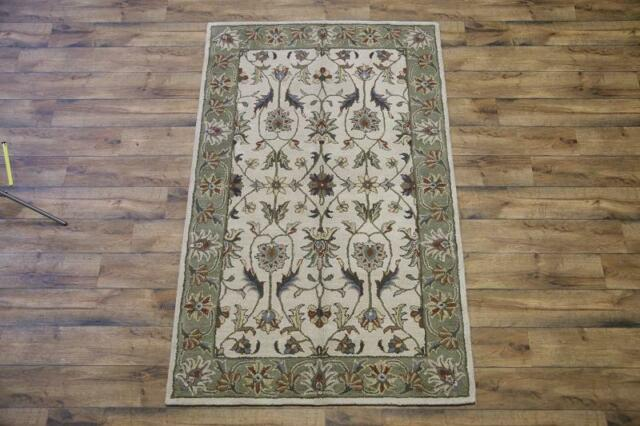 Capel Rugs Hamlet Hand Tufted Green Area Rug For Sale Online Ebay
