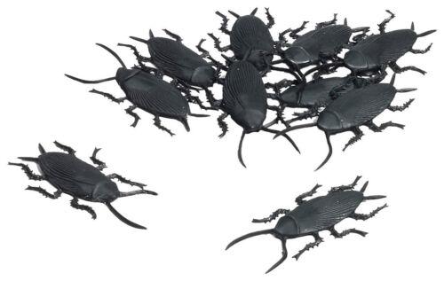 Morris Costumes Cockroaches Decorations /& Props Bugs 10 Pc Set FM71307