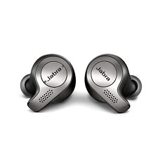 Jabra Elite 65t Kabellose True Wireless Bluetooth In-Ear Kopfhörer Headset IP55