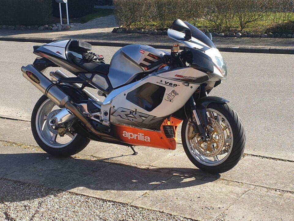 Aprilia, RSV1000, 1000 ccm