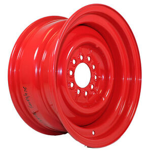 Hot Rod Steel Smoothie Wheels 15 X 7 Inches 4 Quot Backspace