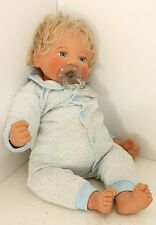 Realistic Flexible New Born Baby Doll by Lee Middleton
