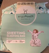 Sticks ergoPouch Organic Cotton Sheeting Sleeping Bag 12-36 Months by Ergo Pouch