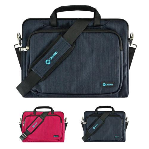 "Samsung 11.6/"" Chromebook 3 Laptop Sleeve Messenger Handle Bag Pouch Case Cover"