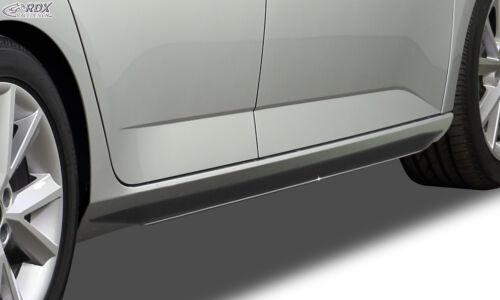RDX latérales Peugeot 308 phase 2 SW noir brillant Inscription gratuite