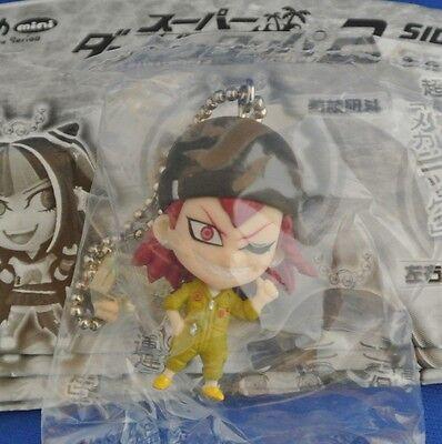 Key Chain Figure B - Super Dangan Ronpa 2 - Monokuma Soda Mioda Kuzuryu Tsumiki