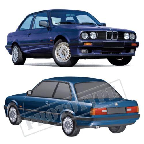 1//18 Norev BMW 325i 1988 Blue Metallic Neuf Précommande Novembre//Décembre 2020