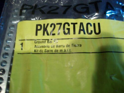 Ground Bar Kit SQUARE D PK27GTA CU Square D Company Schneider Electric NEW!